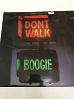 "Various  Don't Walk, Boogie [EMTV13]  1978 12"" Vinyl"