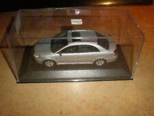 MINICHAMPS 1/43  Toyota Avensis 2002   silver       MIB (no carton outerbox)