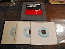 "Brain Blo Casting Couch Records Box Set 7"" Black Vinyl Compilation Mosquito Dog"