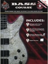 John McCarthy House Of Blues Bass Course Learn to Play Guitar Tab MUSIC BOOK