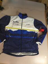 Borah Teamwear Mens Team Run Running Jacket Small S (6910-112)