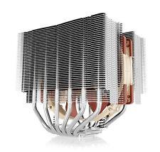 REDUCED Noctua Nh-d15s Dual Radiator Quiet CPU Cooler AMD Ryzen Am4 Ready