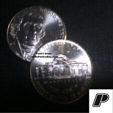 2020 P&D Jefferson Nickels from BU Bank Rolls