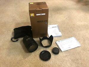 Nikon 28-300 mm VR f3.5 - 5.6 [mint condition]