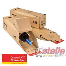 ea384bb495 Colompac 10 Scatole cartone protettive Portabottiglie SPEDIZIONE Bottiglia  Vetro