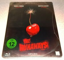 The Runaways (2010, Germany) Steelbook NEW
