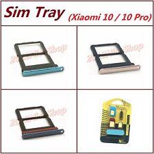 New OEM Nano Sim Card SD Tray Slot Holder For Xiaomi MI 10 Xiaomi 10 10 Pro