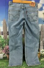 LEVI'S 550 Jeans Relaxed Fit Men's Size 34 x 32