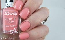 Barry M Speedy Paint Quick Dry Nail Polish 10ml