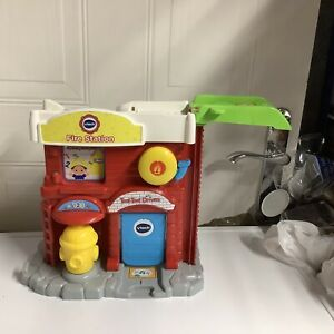 Vtech Toot Toot Fire Station Spares Or Repairs Please Read