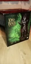 More details for  sideshow weta the lord of the rings the dark lord sauron statue damaged
