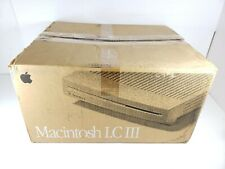 *Box Only* Vintage Apple Macintosh Lc Iii Computer *Box Only*