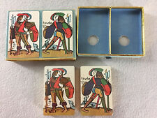 Eastman Kodak Double Deck Playing Cards Jacks Special Print Sealed Tax Stamp Box