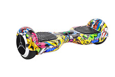 UL Two wheel Self Balancing Electric Scooter skate Hover Board 6.5 inch Hip Hop