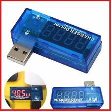 USB Charger Doctor Strommessgerät Mini Voltmeter Smartphone Tablet & andere