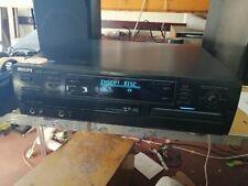 Philips CDR785 reproductor de CD Grabadora Hi-fi separados pequeña falla (585)