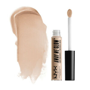 NYX Away We Glow Liquid Highlighter - Crystal Glare (Free Ship)