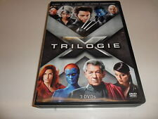 DVD  X-Men Trilogie