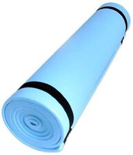 Camping Roll Up Mat Lightweight Foam Mattress Sleeping Tent Festival Yoga New
