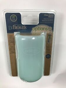 Dr Brown's Options Plus Glass Bottle Sleeve Natural Flow