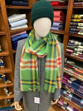100% Pure New Wool Pashmina | Lochcarron | Made in Scotland | Elie Apple