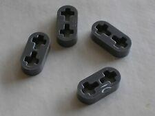 4 x LEGO Technic DkStone Liftarm 1x2 Thin 41677 / set 8088 75098 75153 75171 ...