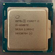 INTEL CORE i5-6500TE SR2LR 2.30 GHz QUAD CORE PROCESOR