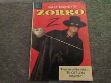 Dell comics  Wale Disney`s  Zorro Four colors #920