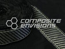 """Carbon Fiber Cloth Fabric 2x2 Twill 3k 5.8oz 197gsm 2"""" TAPE Toray T300"""