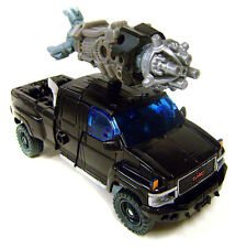 "TRANSFORMERS 3 Voyager Scale IRONHIDE 7"" Truck to robot action toy figure rare"
