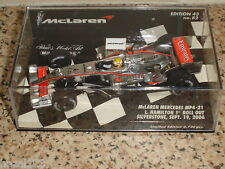 McLaren F1 Hamilton 1st.Roll Out 2006 - Ltd.Edition -1:43 - Rare & Collectable