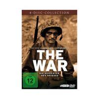 T.HANKS/S.JACKSON/+ - THE WAR:DIE GESICHTER DES KRIEGES 4DVD DOKUMENTATION NEU