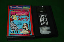 SAVAGES FROM HELL    Something Weird Video release VHS