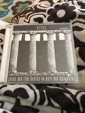 Titas - Jesus N.t. Dentes No Pais Dos Ban CD Very Good