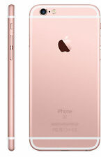 NEW IPHONE 6S REPLACEMENT BACK REAR HOUSING BATTERY COVER ROSE GOLD UK SALE