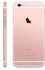 NUOVO iPhone 6S RICAMBIO POSTERIORI Alloggiamento Batteria Coperchio ROSE ORO UK Vendita