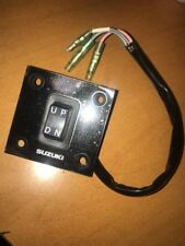 Suzuki Power Trim Switch & Panel for Outboard Motor Dashboard (SUZPAN1)