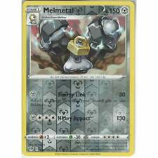 Pokemon 130/189 Melmetal | Rare Reverse Holo Card Sword & Shield Darkness Ablaze