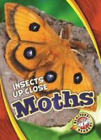 Moths by Patrick Perish 9781626177185 | Brand New | Free UK Shipping