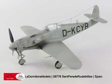 P352 Resin Czeck Model Messerschmitt Me 309 - 1:48 BUILT