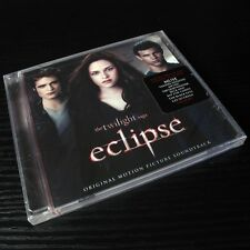 The Twilight Saga: Eclipse - Sonudtrack USA CD Sealed NEW #33-4