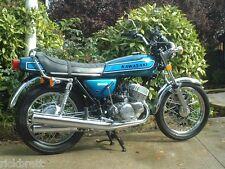 Kawasaki H1 500 Triple 1975 H1f Decal set - The BEST!