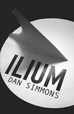 Ilium: Totally Space Opera, Dan Simmons | Paperback Book | Acceptable | 97805750