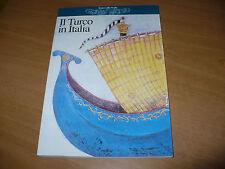 TEATRO ALLA SCALA IL TURCO IN ITALIA FELICE ROMANI G. ROSSINI PROGRAMMA 1997