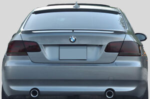 07-13 BMW 3 series 328 335 M3 (coupe) smoked tinted tail light covers vinyl