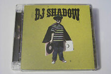 DJ SHADOW - THE OUTSIDER CD 2006 (David Banner Keak Da Sneak Q-Tip)