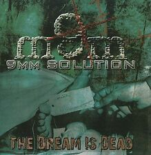 The Dream Is Dead [PA] by 9mm Solution (CD, 2009, Rock Ridge Music)