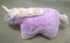 "18"" Washable Lavender Unicorn Pillow Pet"