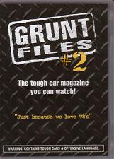 Grunt Files #2 DVD
