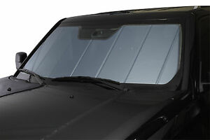 Custom Heat Shield Sun Shade Fits 15-16 Volkswagen GTi, Golf & Sportwagen- Blue